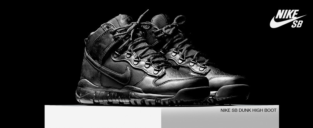 NIKE SB DUNK HIGH BOOT B-Shop